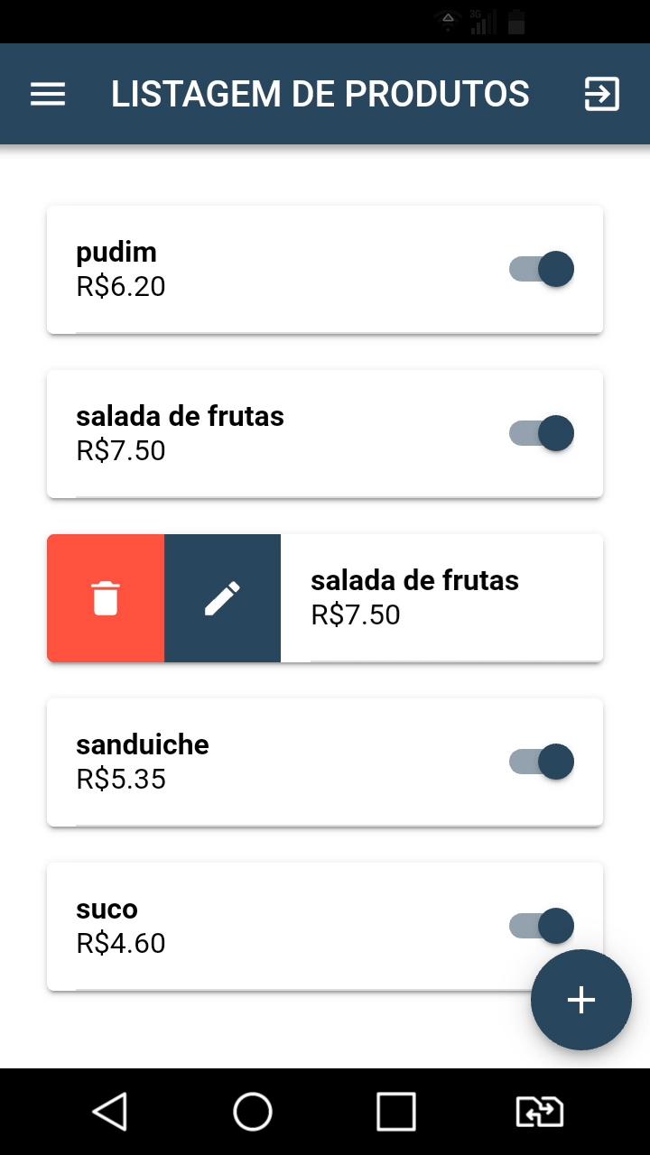 venda fácil - produtos