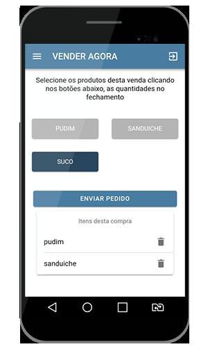 venda fácil app